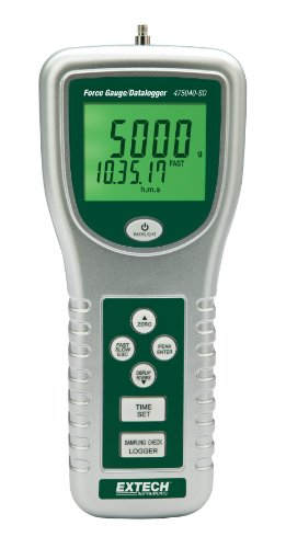Extech 475040-SD Datalogging Digital Force Gauge