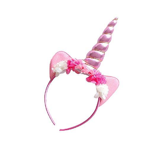 Shangrui Princesse Corne en Spirale coiffe de Fête Pour les Enfants et les Adultes Accessoires de Déguisements