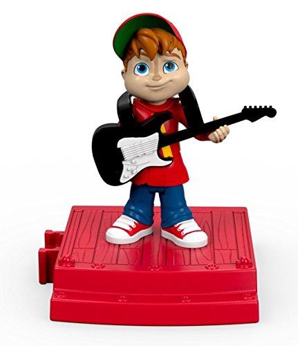 Mattel Alvin und Die Chipmunks Spielfigur Alvin (Alvin Chipmunks Spielzeug)
