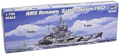 Trumpeter 05764 HMS Renown 1:700 Plastic Kit