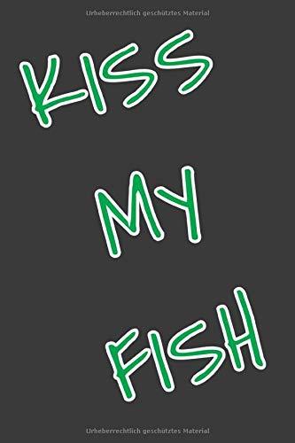 Notizbuch für Angler: A5 Kalender Terminplaner I Eine Doppelseite für eine Woche I Agenda Journal I gebunden I 120 Seiten I Softcover I matt I Tiefseeangler