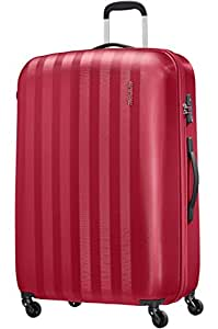American Tourister AT Prismo II Large Spinner Case (Red)