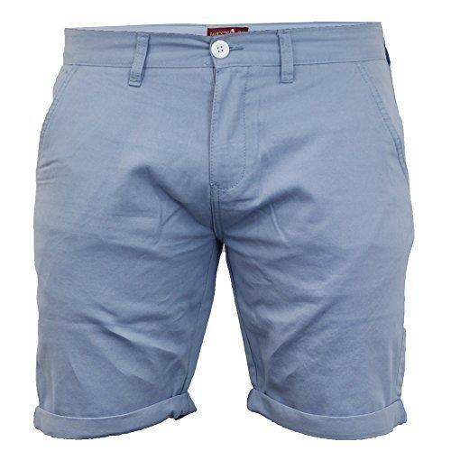 Herren Chino Shorts By Threadbare blau - sb0517z