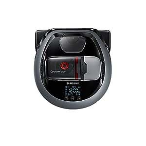 Samsung  VR10M703IWG Aspirapolvere Robot POWERbot VR7000, 10 W, WiFi con Puntatore, Grigio