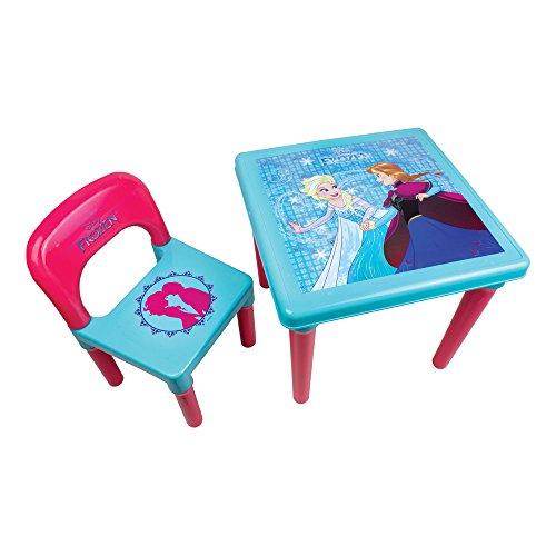 Disney darp-hfro005Frozen My First Activity IML Bedruckt Tisch und Stuhl-Set