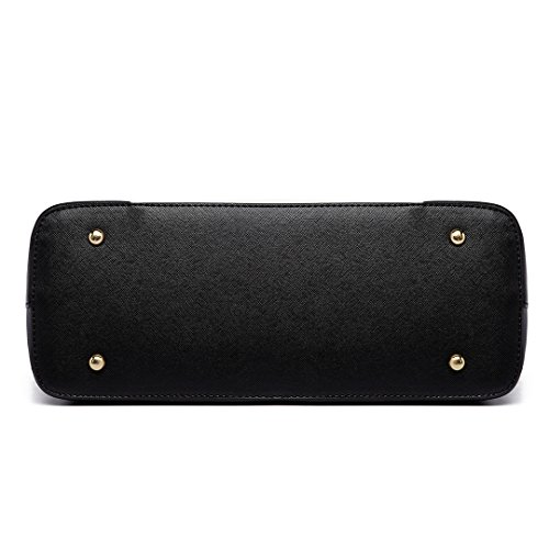 Miss Lulu ,  Damen Tasche E1661 Black