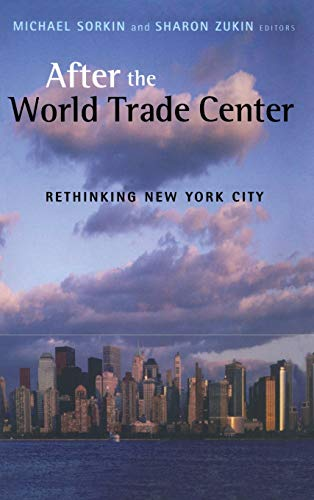 After the World Trade Center: Rethinking New York City (Cultural Spaces)