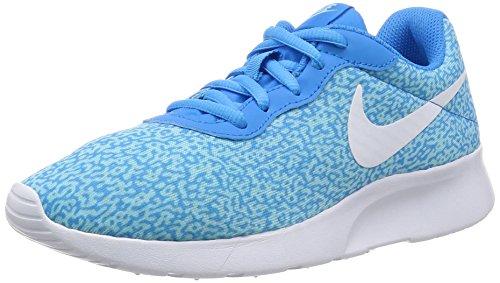 Nike 820201-400, Chaussures de Sport Femme Bleu