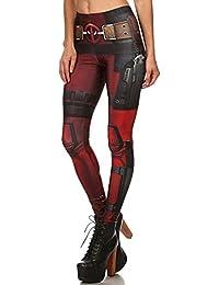 Top Totty - Legging - Femme multicolore Multicoloured a6fa6e421578