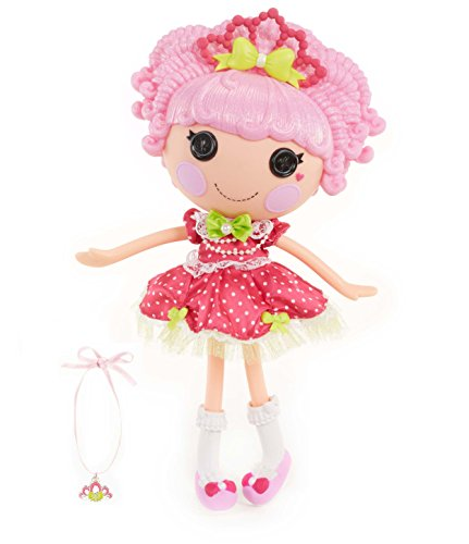 Lalaloopsy 536215GR - MGA Entertainment - Puppe - Lalabration Jewel