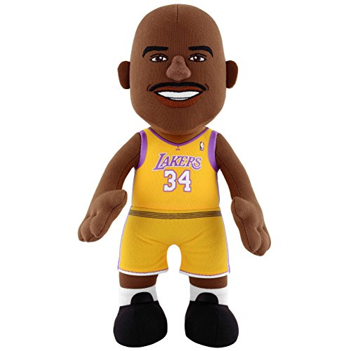 Poupluche Shaquille O'Neal 25 cm - Los Angeles Lakers