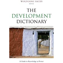 Development Dictionary: A Guide to Knowledge as Power