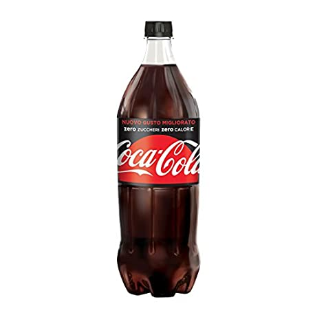 Coca Cola Zero 1 5L pack de 6