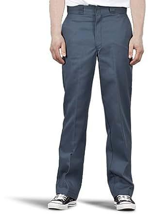 Dickies Herren Sporthose lange Hose Orgnl 874 Work blau (air force blue) 30/30