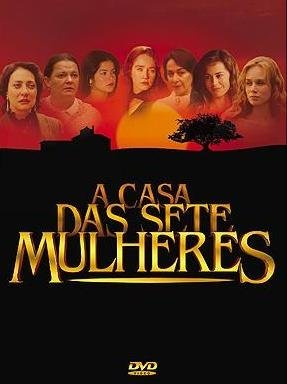 Preisvergleich Produktbild A Casa Das Sete Mulheres (5 Pcs) by Camila Morgado