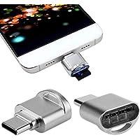 N4U Online® USB Type C Memory Card Reader Flash For Huawei P30 Pro