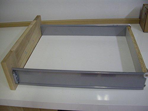 kit tiroir de cuisine pour meuble de 40 cm de large