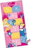 Tapis pour enfant motif princesse disney princess-hüpfspiel