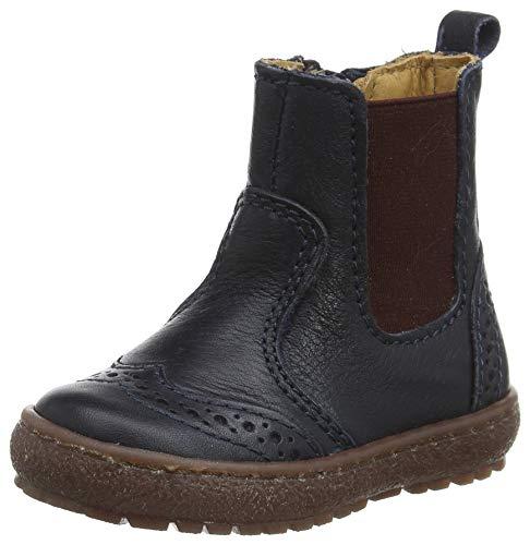 Bisgaard Mädchen Meri Chelsea Boots, Blau (Navy 600), 29 EU