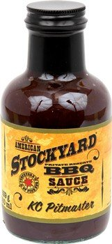 Stockyard - KC Pitmaster BBQ Sauce - 350ml
