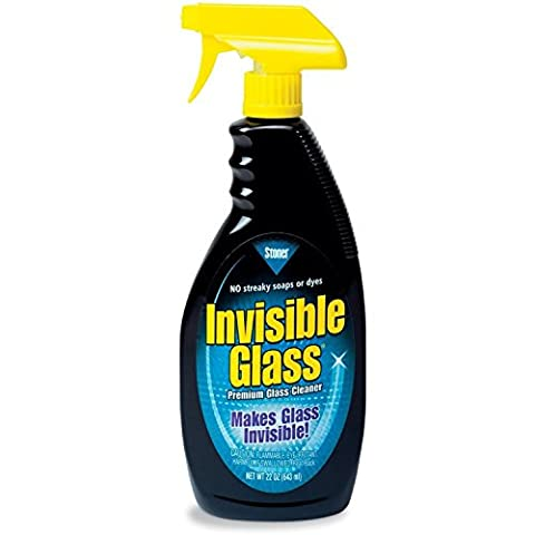 Invisible Glass 08101 Glass/ Mirror Cleaner Haze/ Streak Free