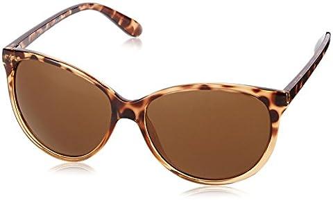 VERO MODA Women's Vmlove Mix Box Noos Sunglasses, Brown-Braun (Mocha