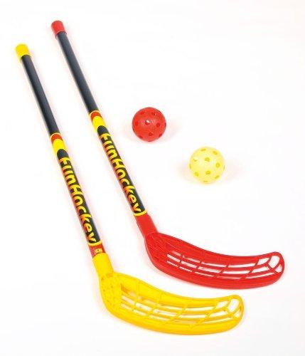 Bandito Fun Hockey Schläger-Set - 2 Spieler