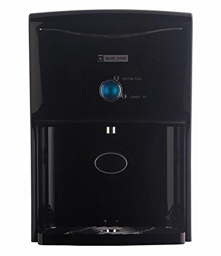 Blue Star Prisma PR4BLAM01 4.2-Litre RO + UV Water Purifier,Black