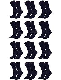 TOMMY HILFIGER Herren Classic Casual Business Socken 12er Pack (js)
