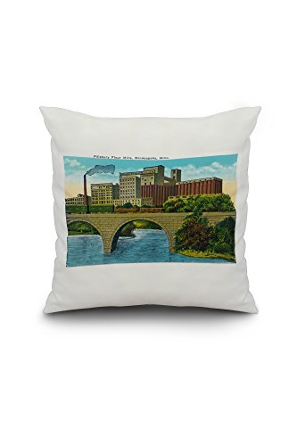 minneapolis-minnesota-exterior-view-of-the-pillsbury-flour-mills-18x18-spun-polyester-pillow-case-cu