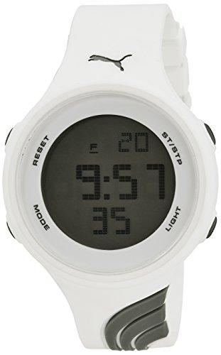 41dDujId33L - Puma 89227603 Digital Mens watch