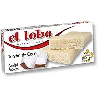 Turrón De Coco El Lobo 200G