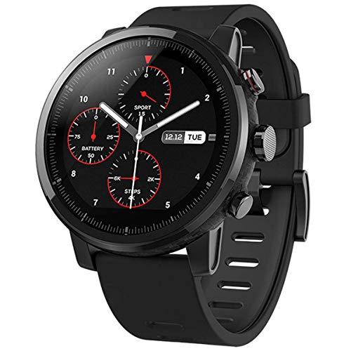 Hfj&yie&h uomini multisport orologio intelligente con vo2max,tutto il giorno frequenza cardiaca e monitoraggio delle attività,5 atm impermeabile, con gps ppg cardiofrequenzimetro