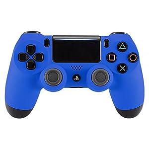 eXtremeRate Obere Hülle PS4 Gehäuse Case Schale Cover Ersatzschale Shell Kit für Playstation 4 PS4 Slim Pro Controller CUH-ZCT2 JDM-040 JDM-050 JDM-055(Grün)