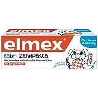 Elmex Baby-Zahnpasta 1. Zahn - 2 Jahre, 20 Ml