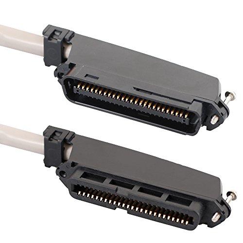 ICC CAT3, 5ft 1.5m CAT3U/UTP (UTP) grau Netzwerk-Kabel-Netzwerk-Kabel (5FT, 1,5m, CAT3, 50-pin Telco, 50-pin Telco, U/UTP (UTP), männlich/weiblich) - Telco-50-pin