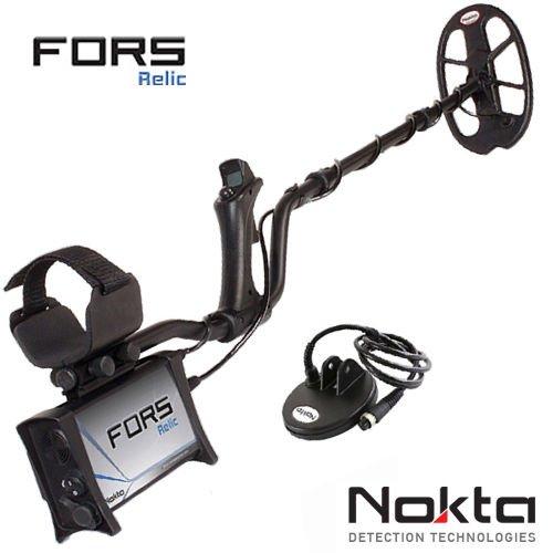 nokta-fors-relic-metal-detector-metaldetector-cerca-oro-monete-piastra-cuffie