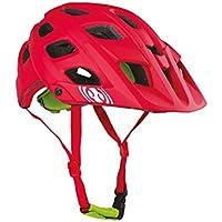 IXS Trail RS Casco da ciclismo, Rosso, taglia S/M