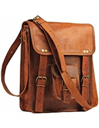 "9"" Leather Cross Body Bags Leather Sling Bag For Women Purse For Znt Bags - B0795RNRQ6"