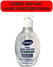 Cosmo Hand Sanitizer 500ML Hand Gel to Kill Germs