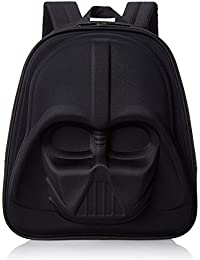 Darth Vader Bag ~ 3D Molded ~ Nylon Backpack With Adjustable Straps ~ 18 Inches Height ~ 14 Inches Width