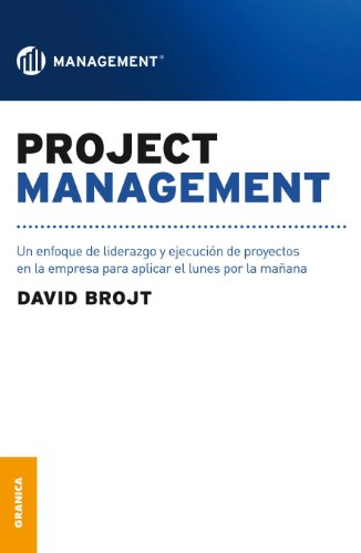 Project Management por David Brojt