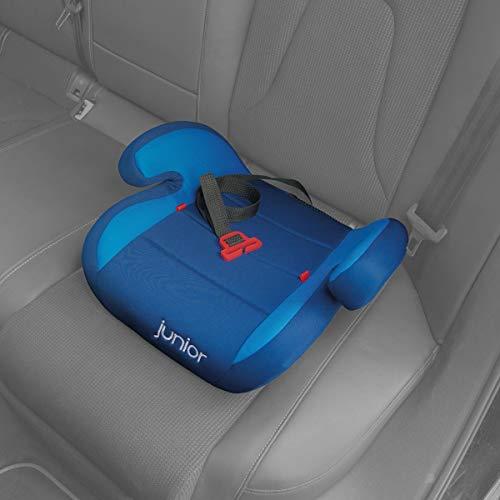 Petex 44430005 Kindersitzerhöhung Max 102 HDPE nach ECE R44/04, blau