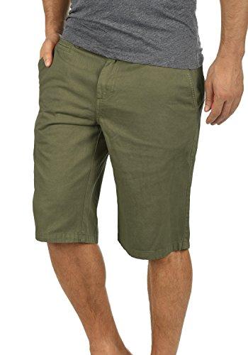 !Solid Viseu Herren Chino Shorts Bermuda Kurze Hose Aus 100{3c352ae3a8083c810dd597c4b6bff5b1d0deb27ec1f58130586f281f1681218d} Baumwolle Regular Fit, Größe:XL, Farbe:Dusty Oliv (3784)