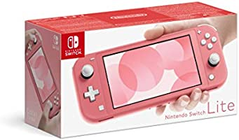 Console Nintendo Switch Lite Corail