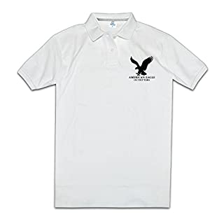 Men's American Eagle Outfitters Logo Fashion Poloshirts