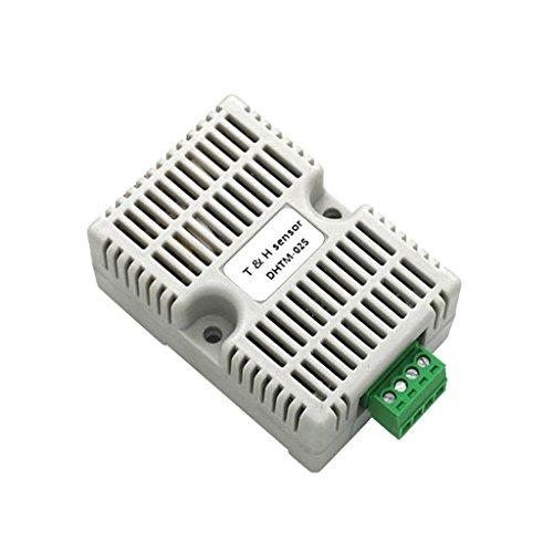 D DOLITY Feuchtigkeit Feuchte Sensor Modul Temperatur Sensor Modul 0-5V / 0-10V für Arduino - 0-5V -