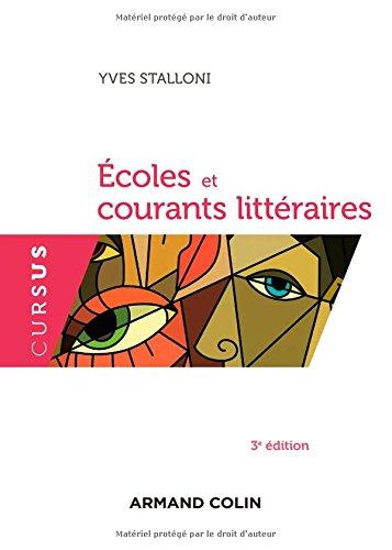 Écoles et courants littéraires - 3e édition