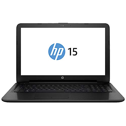 HP Laptop Intel Generation Black - HP Laptop 15.6 Inch ,1 TB,4 GB RAM,Intel 5th Generation Core i3,DOS,Black - 15-AY031TU
