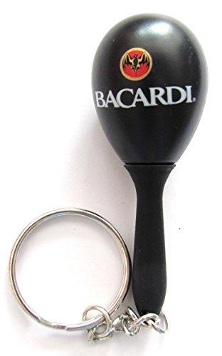 Bacardi - Schlüsselanhänger als Rassel 8 cm